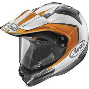Arai Helmets Orange/White/Black XD4 Flare Helmet - 812182