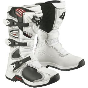 Fox Youth Comp 5 Boots - 05024-008-1
