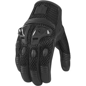 Icon Stealth Justice Mesh Gloves - 3301-1574