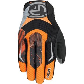 Moose Orange XCR Gloves - 33302351