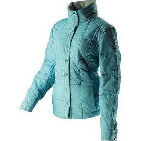 Klim Womens Dusty Turquosie Aspen Jacket (Non-Current) - 4082-140