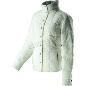 Klim Womens Cream Aspen Jacket - 4082-140