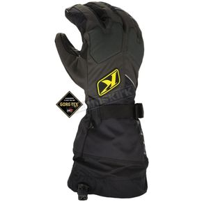 Klim Black Fusion Gloves (Non-Current) - 3087-000-130-000