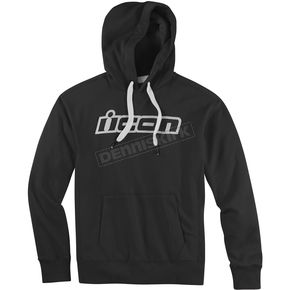 Icon Black League Hoody - 30501395