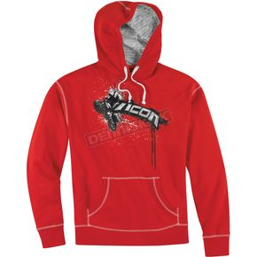 Icon Red Loft Hoody - 3050-1401