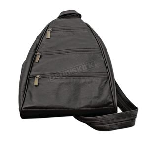Carroll Leathers Backpack Purse - 3832B