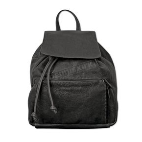 Carroll Leathers Backpack Purse - 3502B