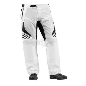 Icon White Compound Overpant - 28110318