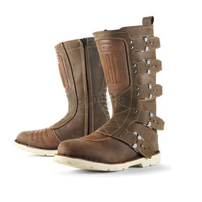 Icon Brown Elsinore Boots - 3403-0310