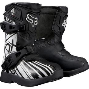 Fox Kids Comp 5 Undertow Boots - 05053-001-10