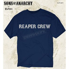 Sons of Anarchy Reaper Crew T-Shirt - 28-605-84NV-XXL