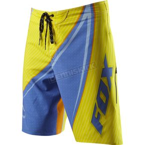 Fox Blazing Yellow Flight Boardshorts - 41120-366-28