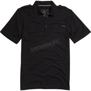 Fox Black Banter Polo Shirt - 44435-001