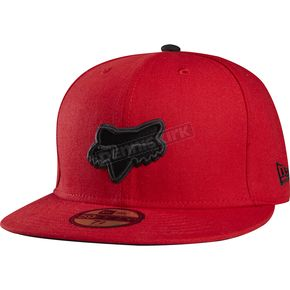 Fox Red Tune Up Hat - 68101-003-7