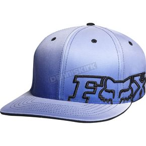 Fox Navy/White Fade It Out Flex-Fit Hat - 68314-045-L/XL