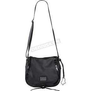 Fox Womens Black Acceleration Crossbody Purse - 59097-001