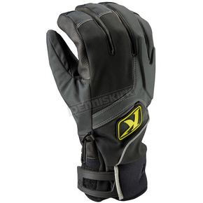 Klim Black Powerxross Gloves (Non-Current) - 3438-004-140-000