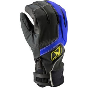 Klim Blue Powerxross Gloves (Non-Current) - 3438-004-140-200