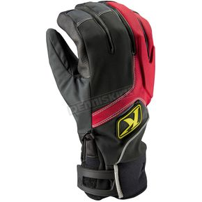 Klim Red Powerxross Gloves (Non-Current) - 3438-004-140-100