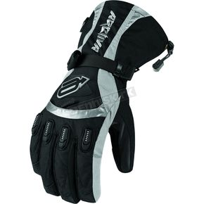 Arctiva Black Comp 7 Insulated Gloves - 3340-0685