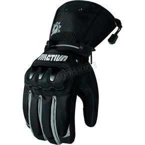 Arctiva Black Mechanized 5 Gloves - 33400755