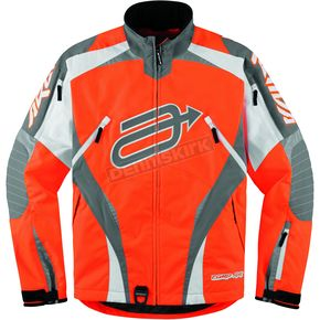 Arctiva Orange Comp 7 RR Jacket - 31201006