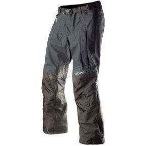 Klim Black Traverse Pants - 4051-000-028-000