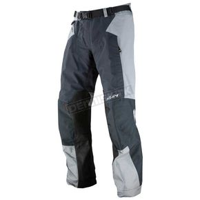Klim Light Gray Tall Traverse Pants - 4051-000-230-660