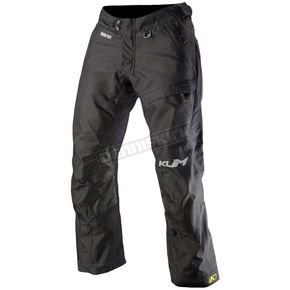 Klim Black Tall Latitude Pants - 5047-230