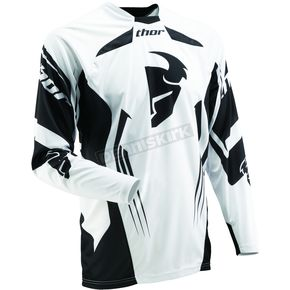 Thor Solid White Core Jersey - 2910-2521