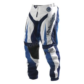 Troy Lee Designs Blue Speedshop Grand Prix Air Pants - 0542-0340