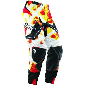 Thor Flux Fiber Red Pants - 2901-3810
