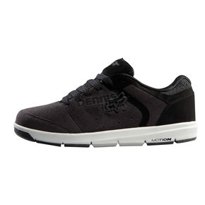 Fox Black/Gray Atmis Motion Shoes - 01351-014-11.5