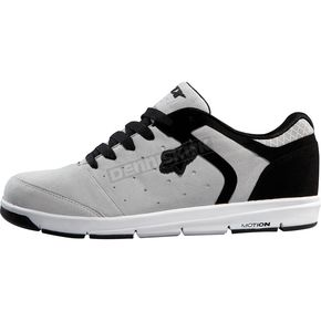 Fox Light Gray Atmis Motion Shoes - 01351-097-11.5
