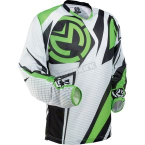 Moose Youth Lime Sahara Jersey - 29121060