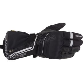 Alpinestars Black Jet Road Gore-Tex Glove - 3522013-10-L