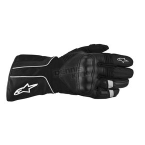 Alpinestars Black Overland Drystar Waterproof Glove - 3525513-10-L