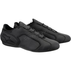 Alpinestars Black Montreal Shoes - 261021310-10