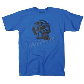 Troy Lee Designs Blue Ghostrider T-Shirt - 1481-0309