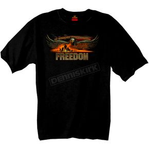 Hot Leathers In Memory T-Shirt - GMD1032L