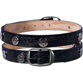 Hot Leathers 44 Mag Studded Leather Belt - BLE1007-32