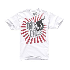 Nitro Circus White Rising Fun T-Shirt - 72132