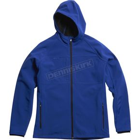 Fox Electric Blue Bionic Breakaway Jacket - 02228-029-L