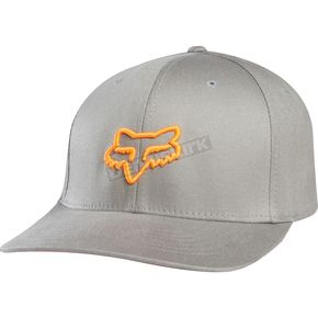 Fox Gray Over Joy Flex-Fit Hat - 01864-006-L/XL