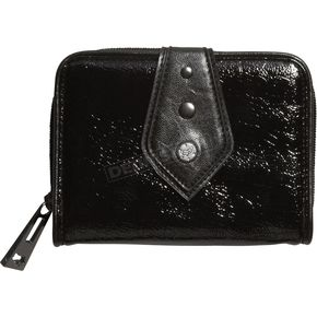 Fox Black Chart Topper Wallet - 01901-001