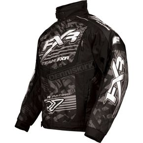 FXR Racing Black Strike Cold Cross Jacket - 13125