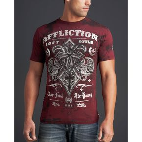 Affliction Pictoral T-Shirt - A6473-L