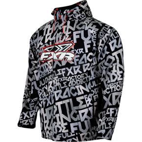 FXR Racing Radar Tri-Laminate Hoody - 2921