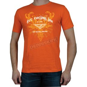 FXR Racing Orange Crest T-Shirt - 2928