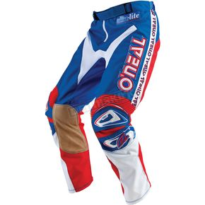 O'Neal Red/Blue Ultra-Lite LE '83 Pants - 0138